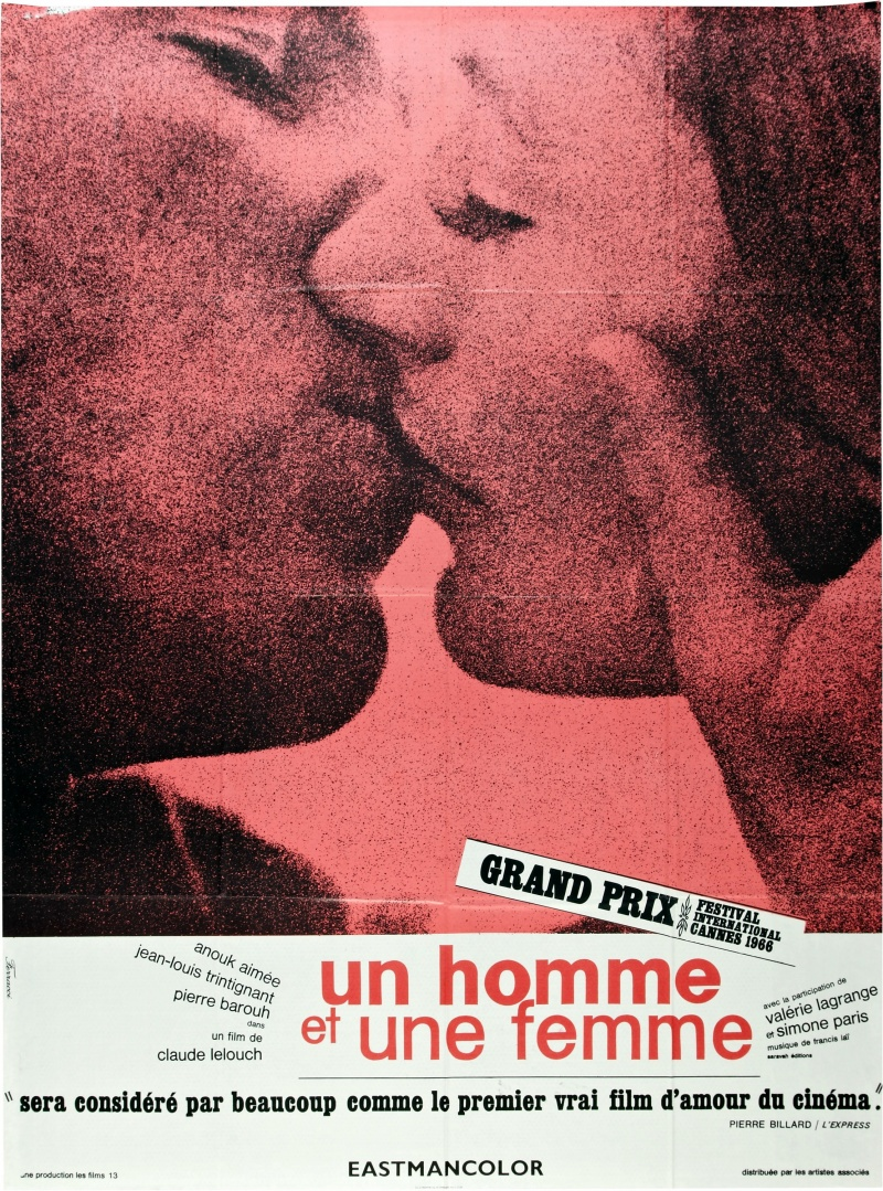 Un homme et une femme (Claude Lelouch, 1966)