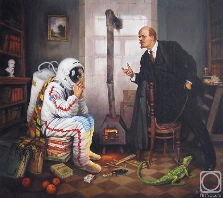 """Владимир Черкасов """"Революция продолжается"""""""
