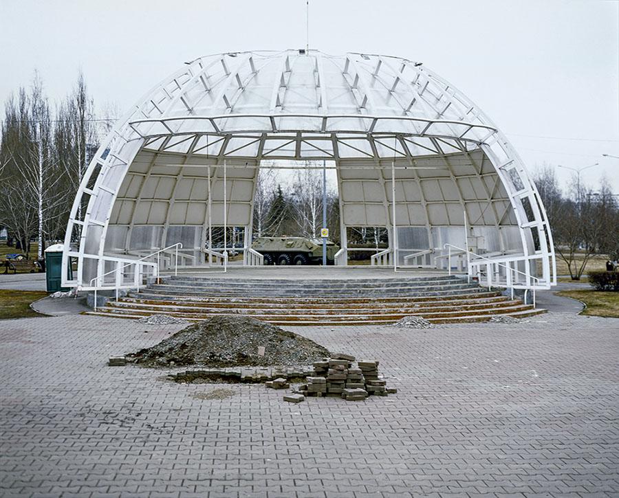 """Из проекта """"Парк Победы"""", Александр Никольский"""