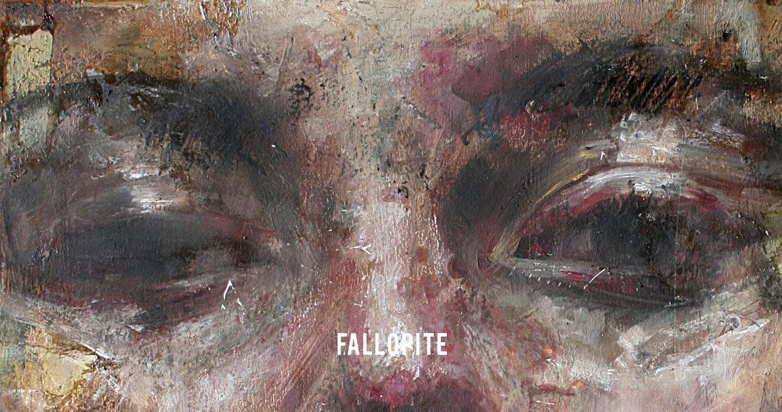 """<i>Этот текст вдохновил художницу Россину Босьо на целую серию картин под общим названием """"Fallopite""""</i>"""