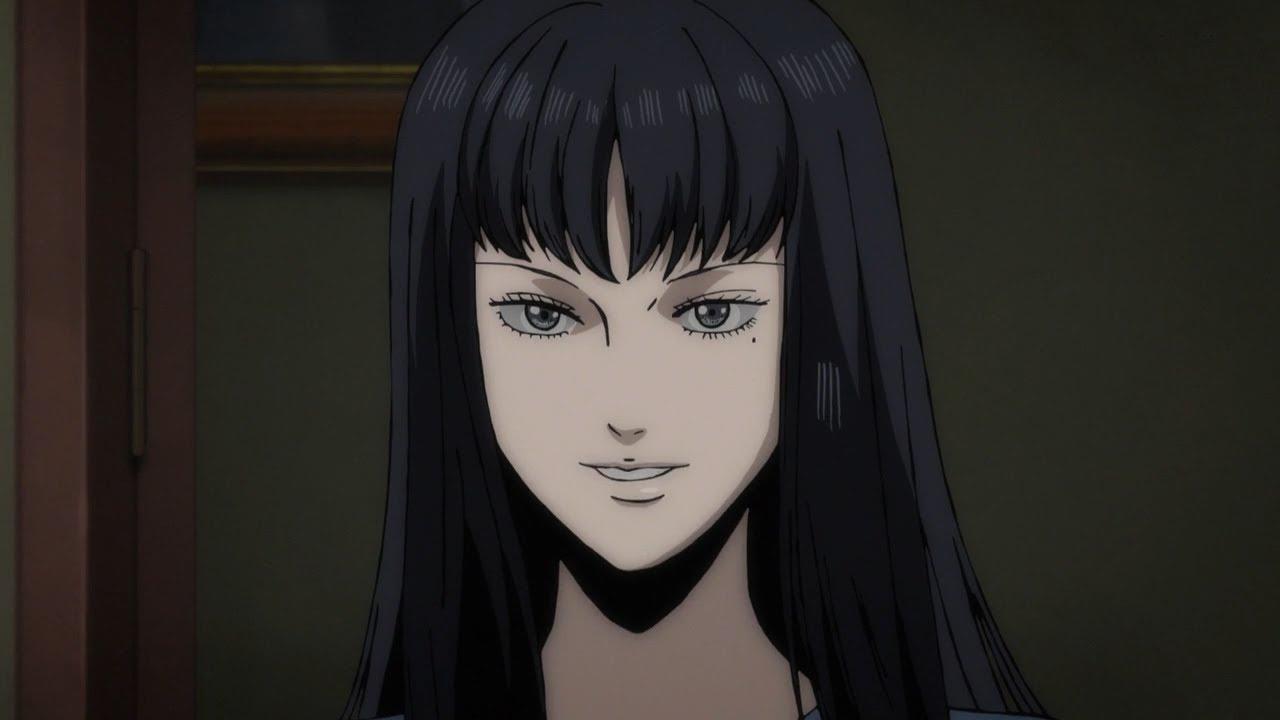 <b>Девушка которая не умирает / Томиэ серия 2</b>