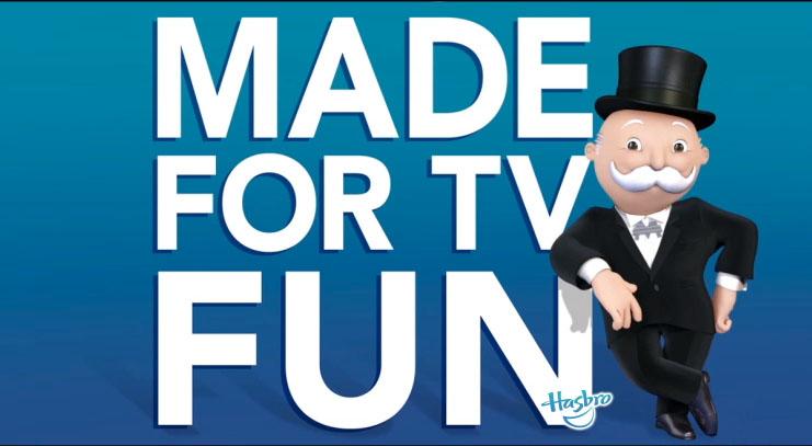 В компании Hasbro Апполинарий Захаров анимировал Monopoly Man для роликов на телевидении. Его следующий проект - визуализ