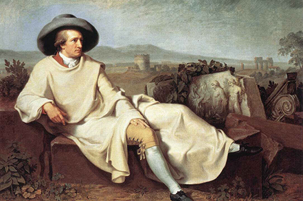 Жан Жак Руссо — франко-швейцарский философ, писатель и мыслитель эпохи Просвещения