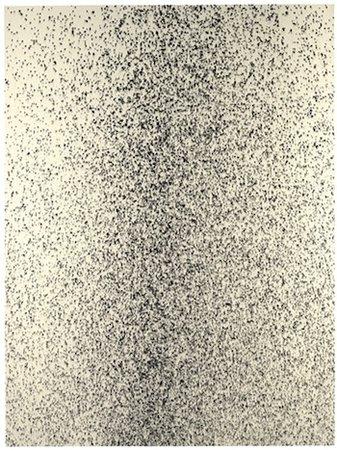 Люсьен Смит (р.1989, США), Blazing Saddles, 2012, акрил на грунтованном холсте.