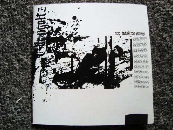 Gorngoltz, обложка альбома Ave Totalitarismus (Ufa Muzak, 2007)