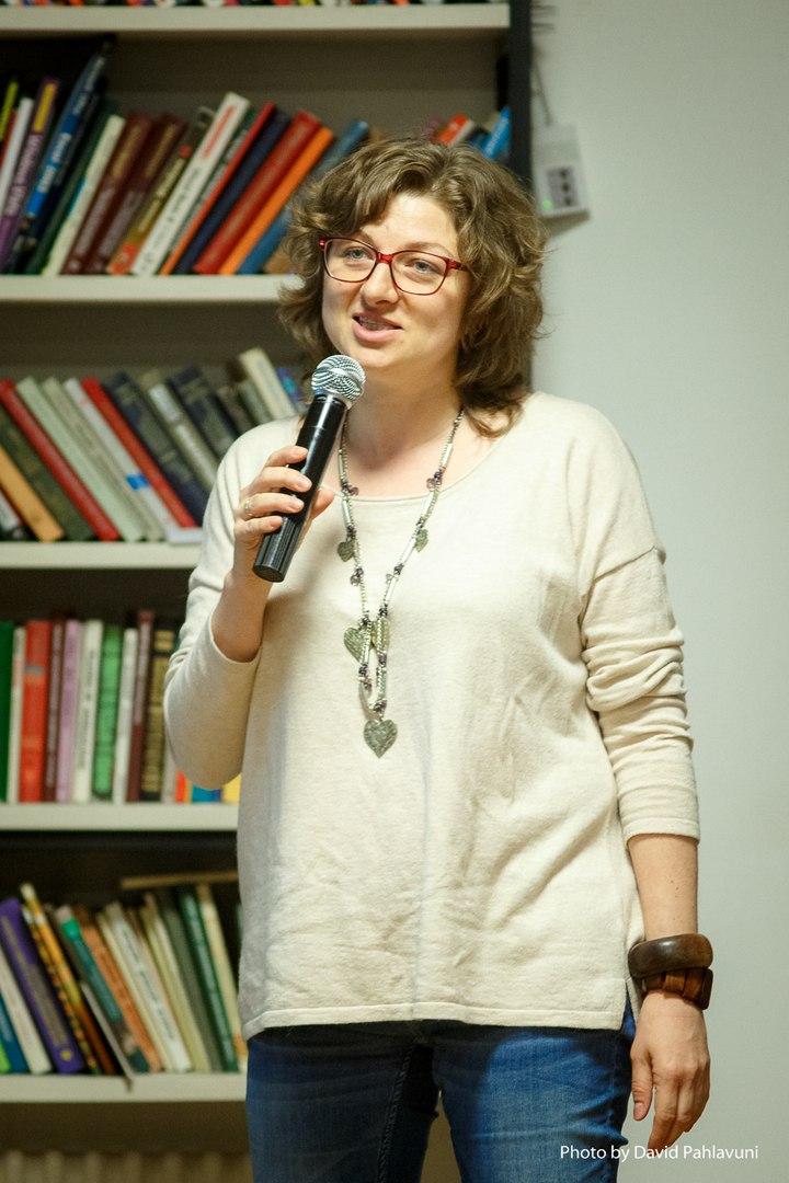 Магдалена Кожевникова - сотрудникИнститута археологии и этнологии Польской академии наук.