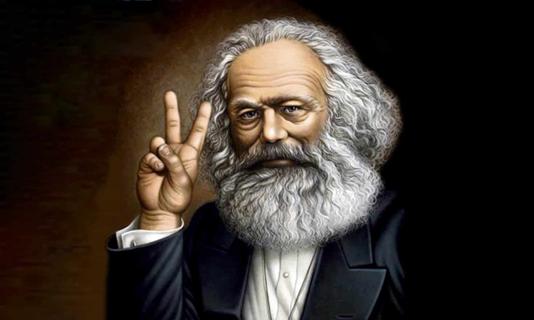 Карл Маркс — немецкий философ, социолог, экономист, писатель, поэт, политический журналист, лингвист, общественный деятел