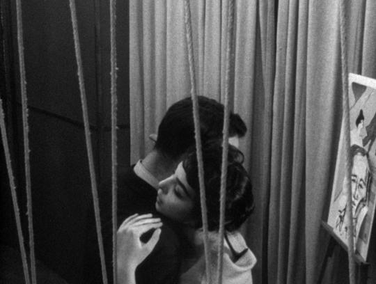 Тени, 1959