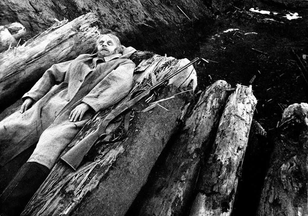 Евгений Юфит, из серии Прозрачная роща, 1992