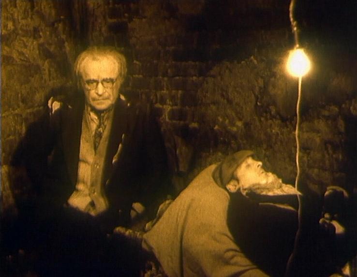 Письма мёртвого человека (К.Лопушанский, 1986)