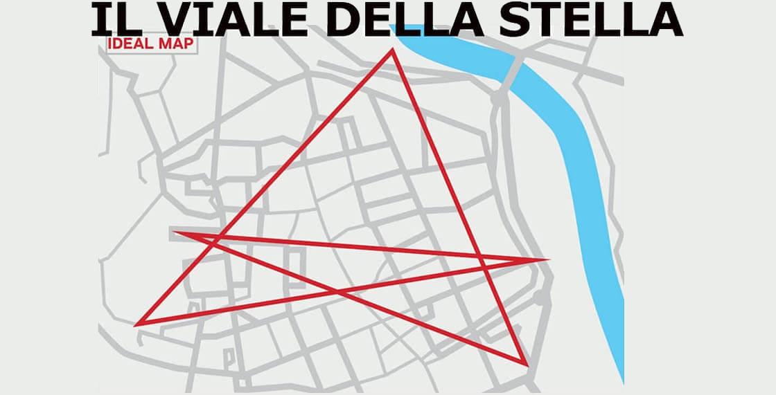 «Звездный проспект-1»: идеальная карта. Бьелла, Италия, 2013
