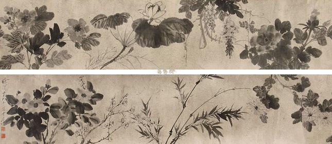 Сюй Вэй (徐渭) (Xú Wèi)