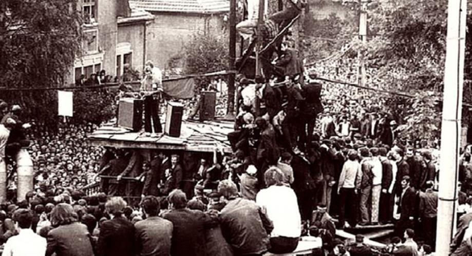 Протесты шахтеров в Жиу, 1977 год