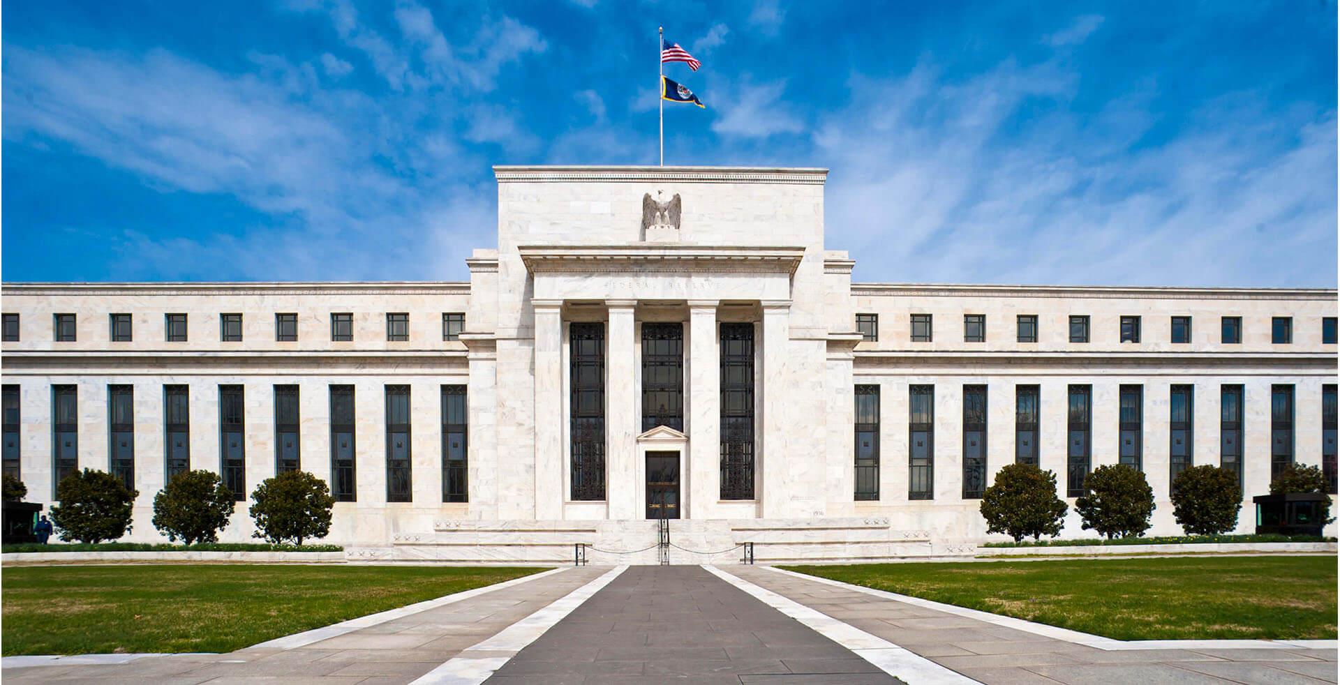 Штаб-квартира ФРС США в Вашингтоне, 1937