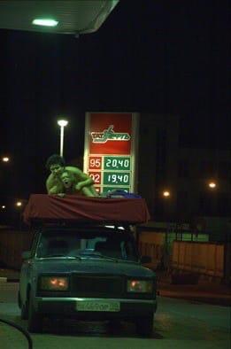 Бомбилы - Автопробег несогласных. 2007