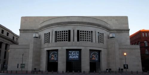 Национальный музей Холокоста в Вашингтоне