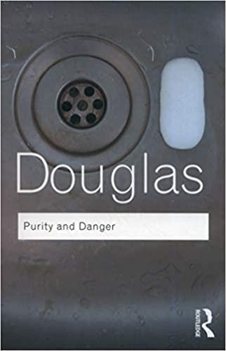 М. Дуглас. Чистота и опасность (1966)