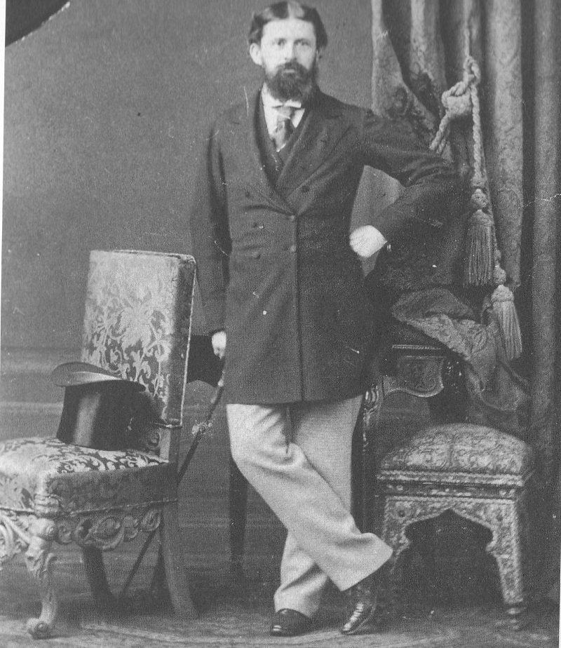 Чарльз Пирс. 1880-е.
