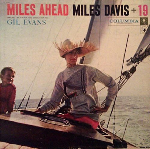 Отвергнутая обложка альбома «Miles Ahead»