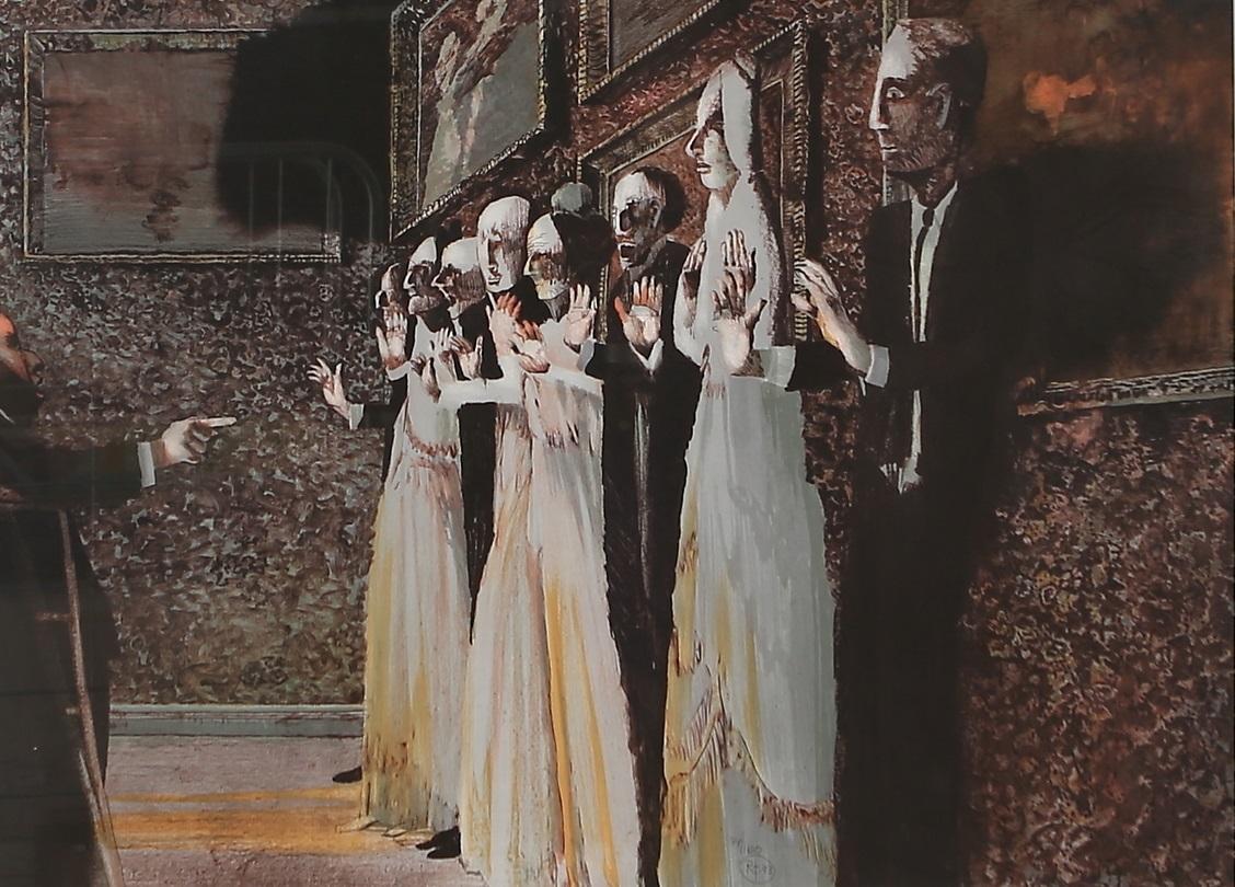 Roj Friberg, Mot väggen, 1993