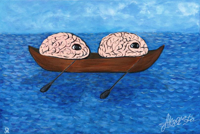 Путешествие мозгов (Journey of brain)