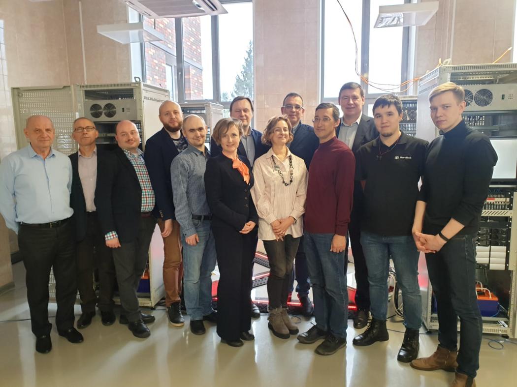 Команда комплексного техно-социального проекта «Интернет энергии»
