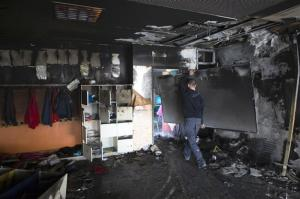 После пожара в иерусалимской школе, устроенном иудейскими экстремистами