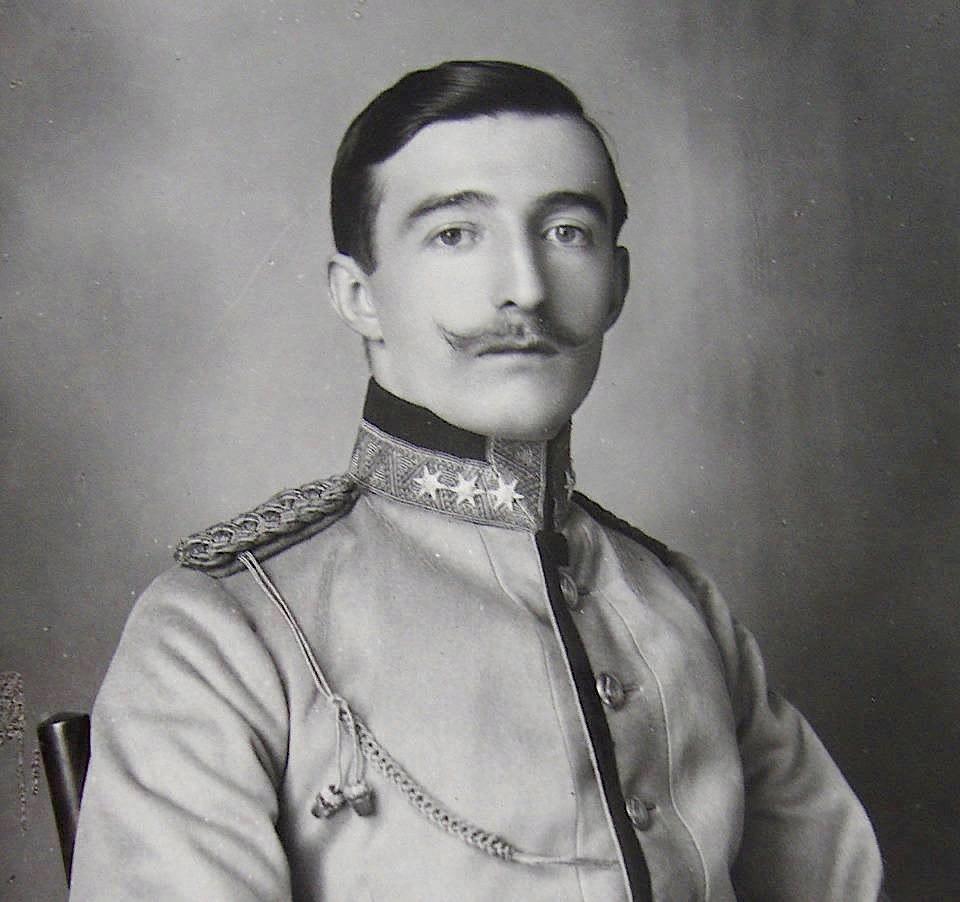 Ахмет Зогу, король Албании с 1926 по 1939 годы