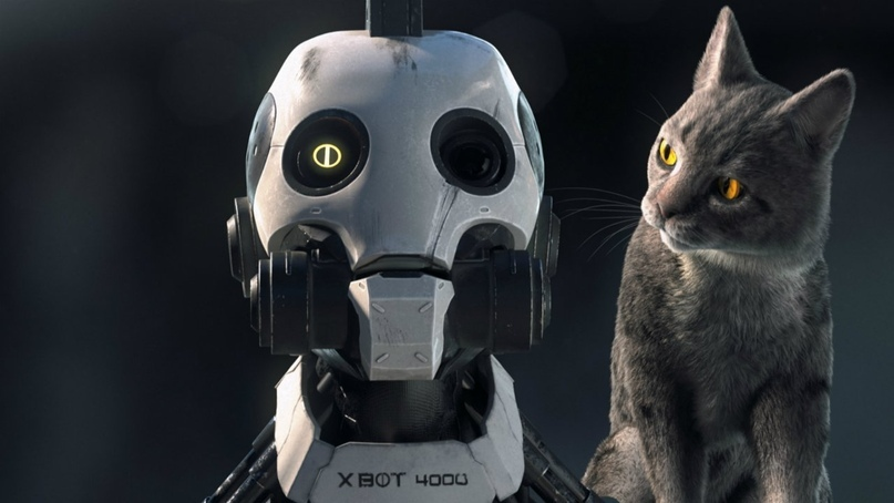 """(c) """"Love, death and robots"""""""