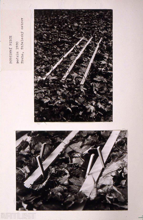 ОСЕННИЙ PIECE 〇 осень 1980 〇 Прага, Стрелецкий остров