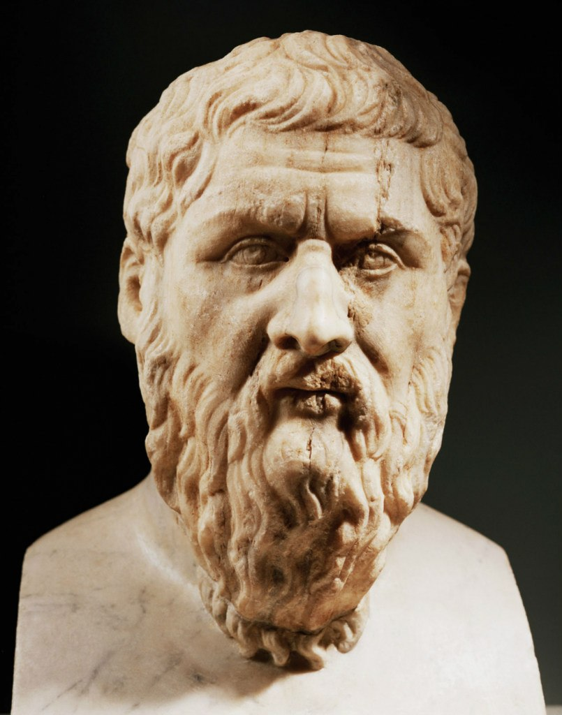 Бюст Платона