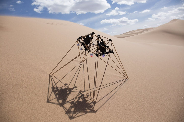 Michael Ang. Dune Field Modulator