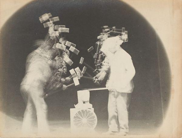 Ш. Фремон - Кузнецы, 1894. <a>Музей Метрополитен, Нью-Йорк</a>.