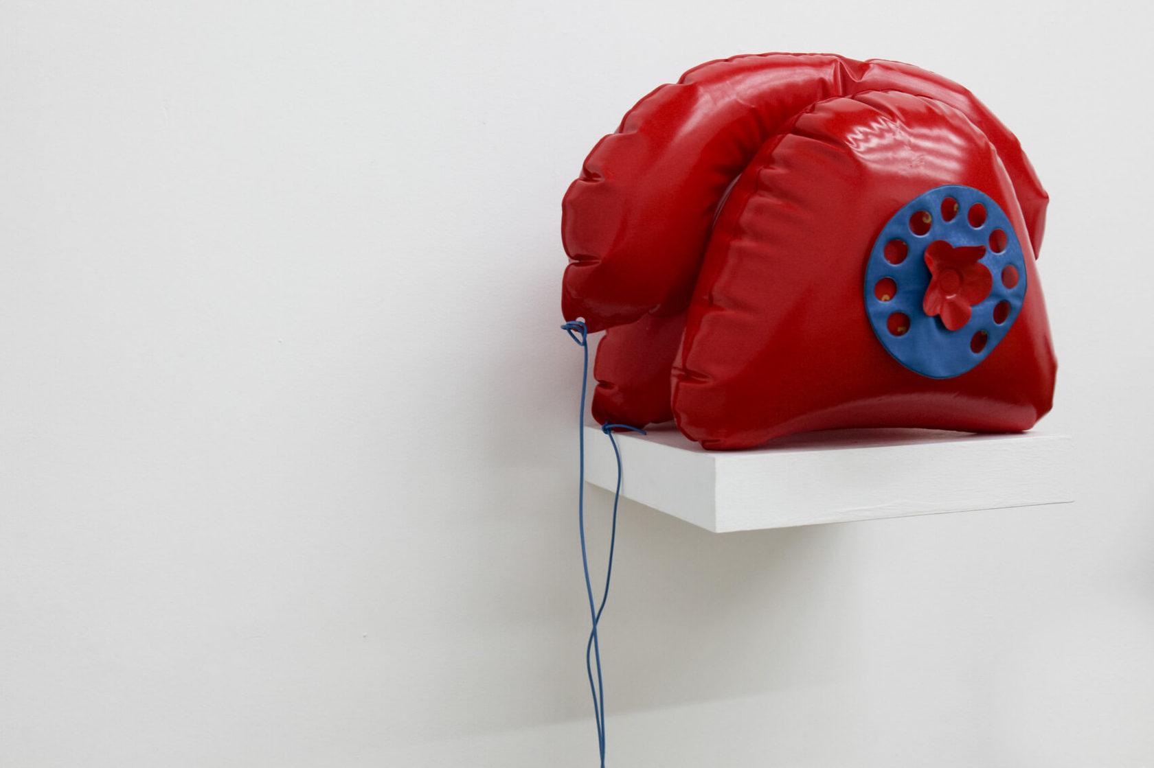 Ян Гинзбург «СОВПИС», 2019, галерея Osnova. Фото: Дмитрий Ветров