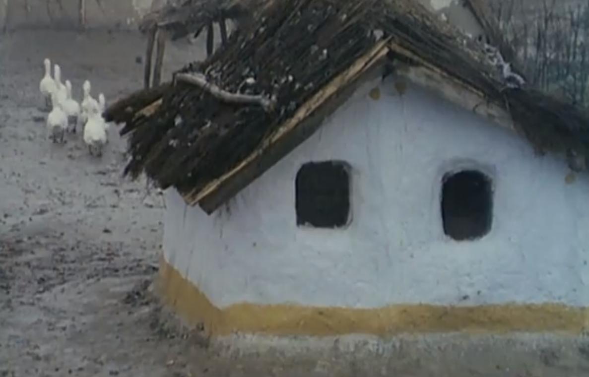 Кадр из фильма«Скупщики перьев»
