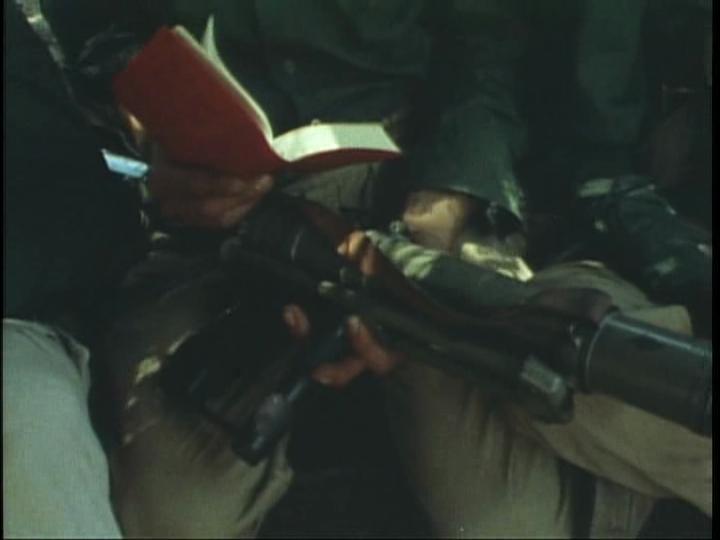 «Красная армия / НФОП: Декларация о мировой войне» (Sekigun-P.F.L.P: Sekai sensô sengen, 1971)