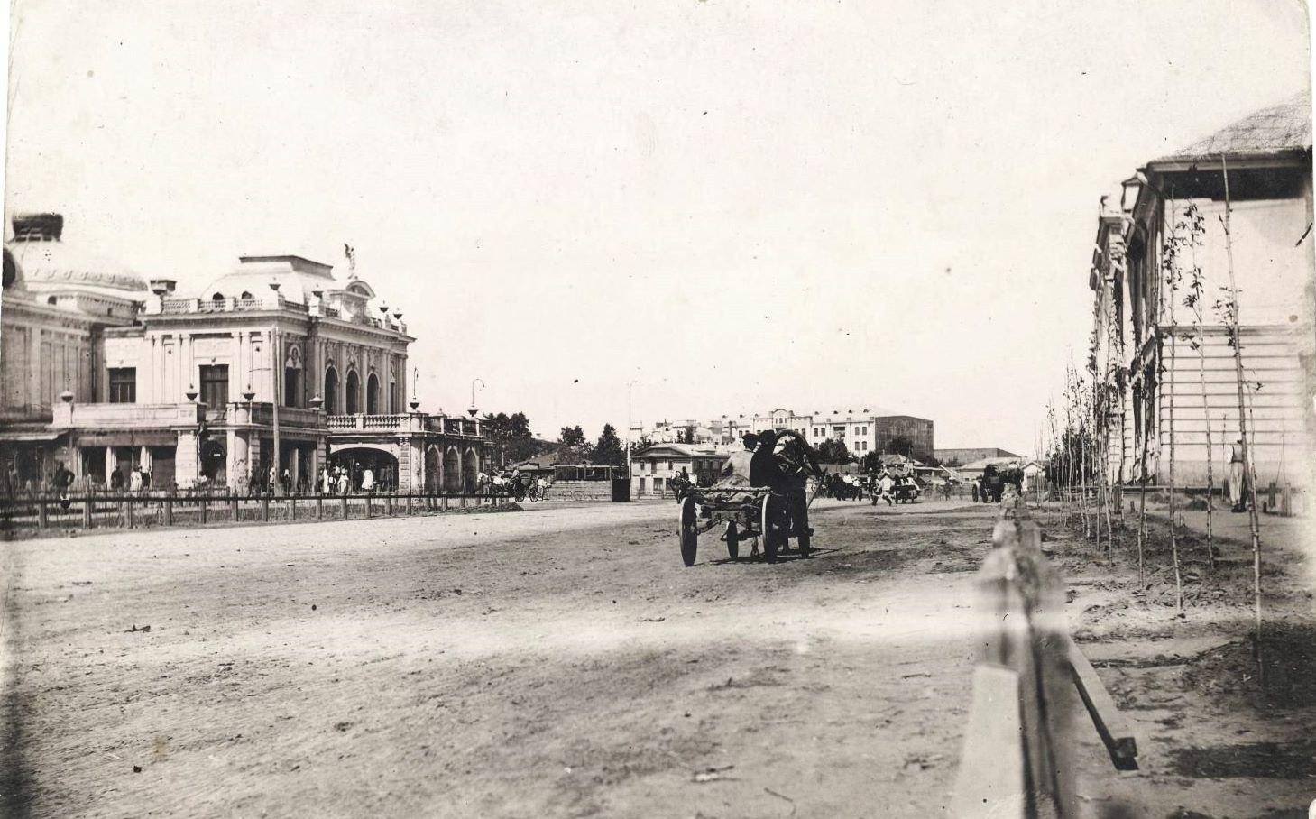 1915 - 1919 гг.