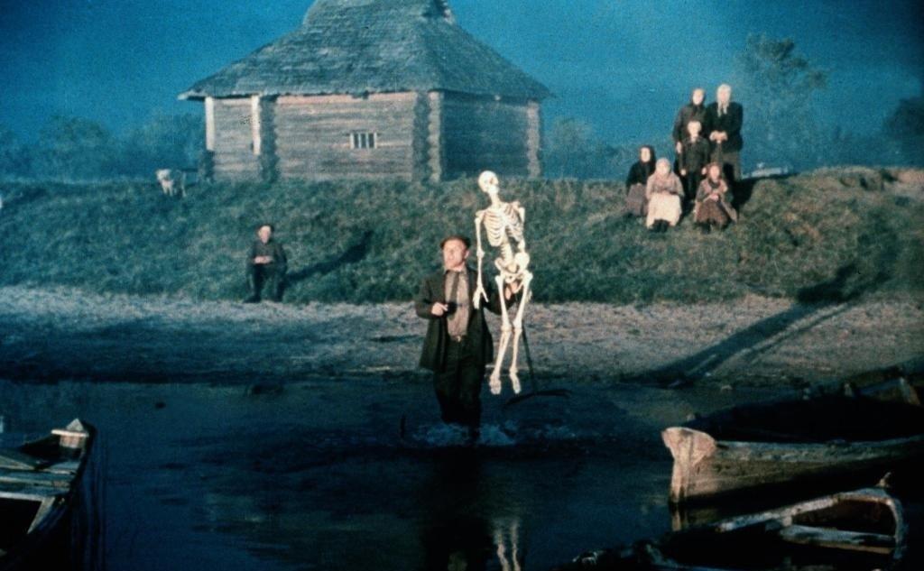 Кадр из фильма«Прощание» (режиссёр Элем Климов, 1981)