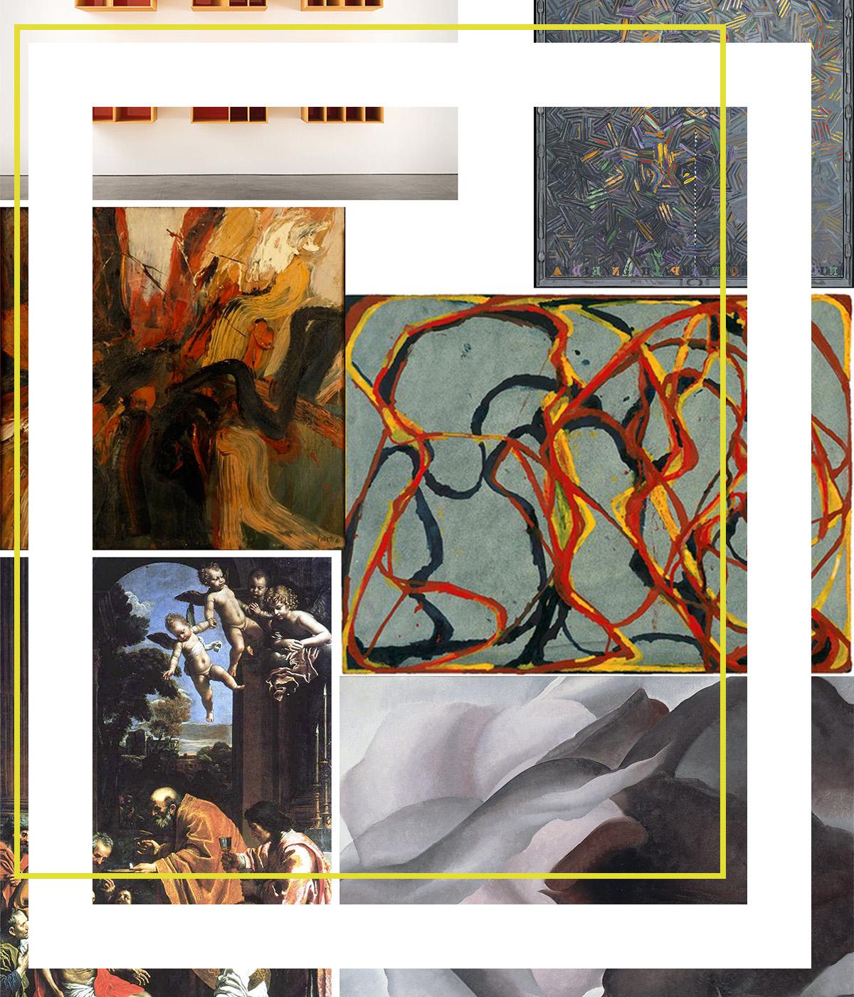 Здесь и далее: иллюстрации, собранные из работ и авторов, упомянутых Данто в сборнике.
