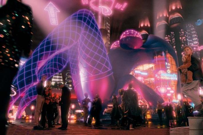 Кадр из фильма «Искусственный интеллект» (2001)