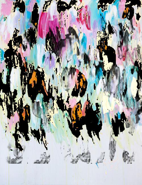 Рисунок 60. Шифр пятен краски.