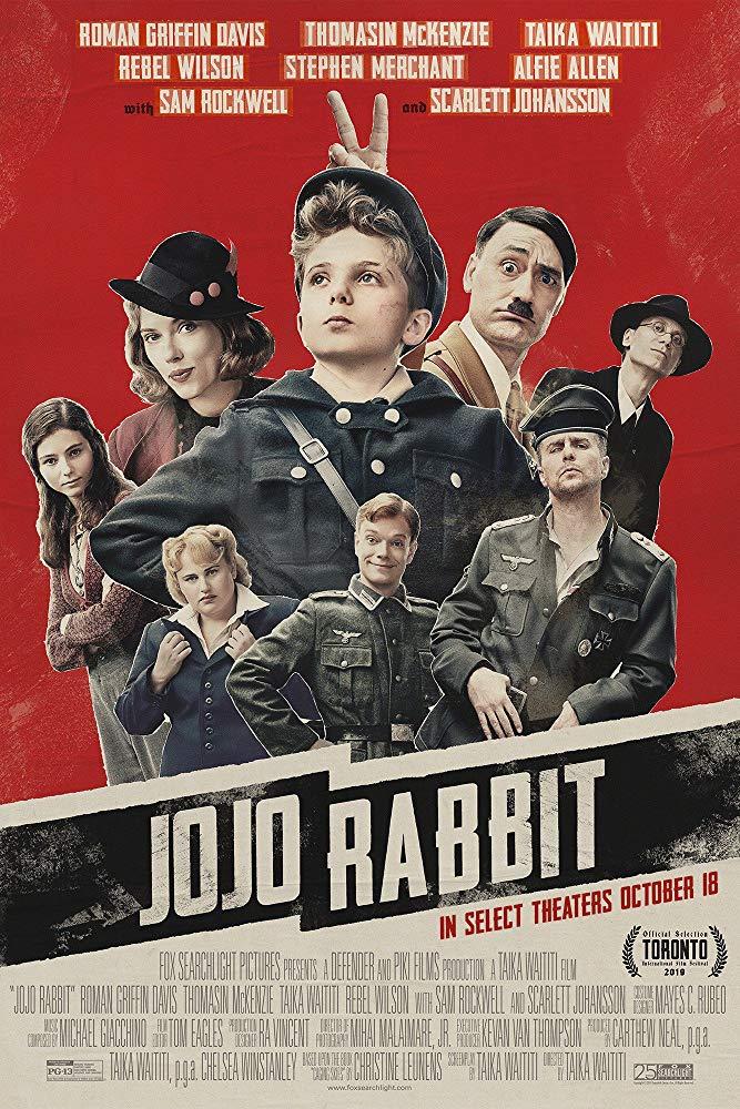 Jojo Rabbit (Taika Waititi; 2019)