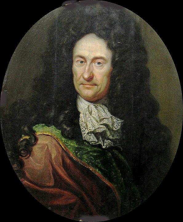 Готфрид Лейбниц, портрет ок. 1700 г.