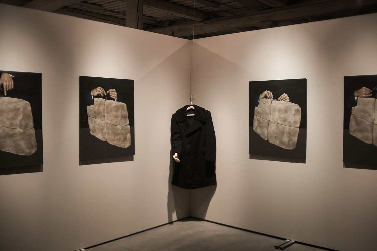 Выставка«Мужское». Смена, 2017 // Фото: Смена