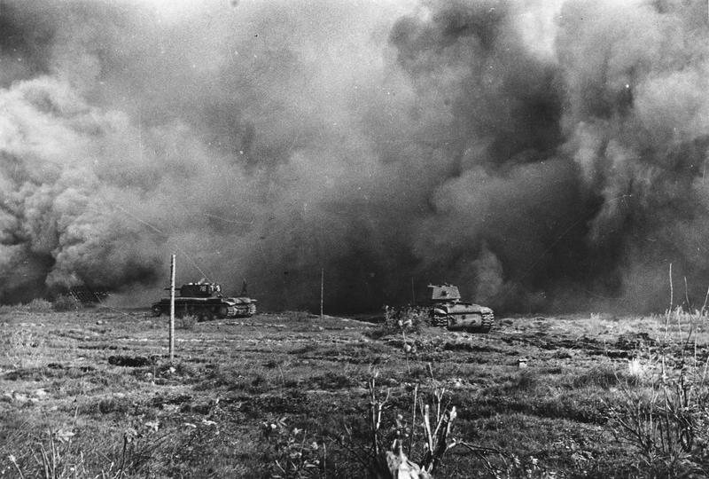 Всеволод Тарасевич, «Бой», 1942