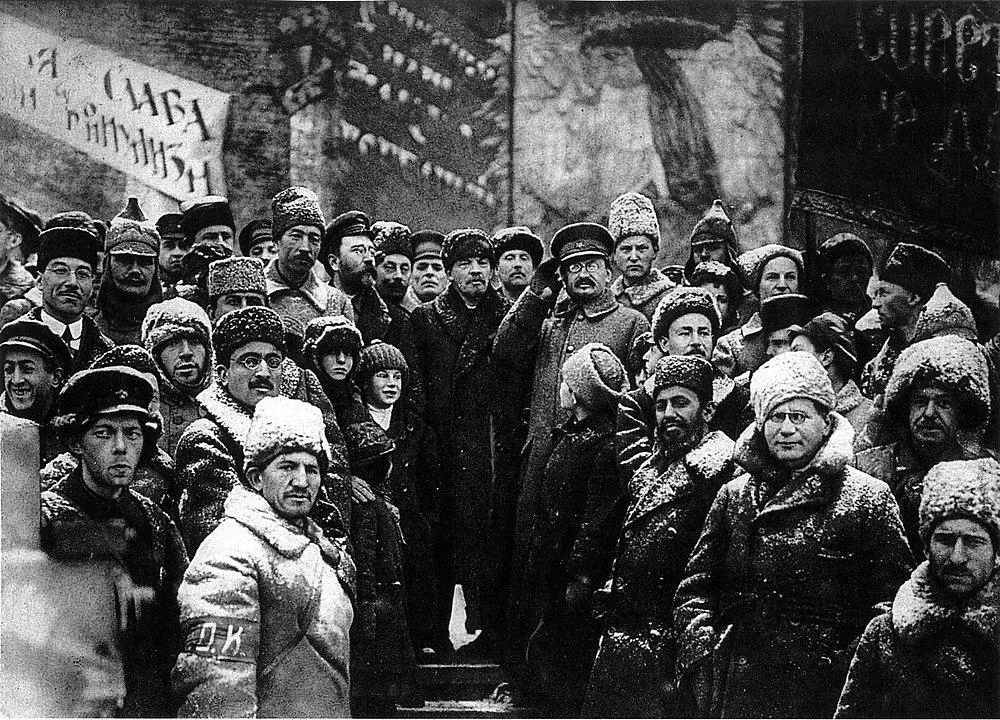 Прерванность Октябрьской Революции - истина творчества В.Т.Шаламова