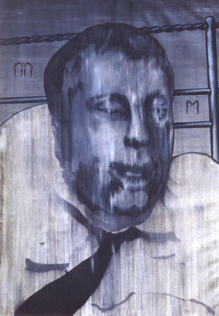 Владимир Кустов, Мужество, 1988 © MMOMA