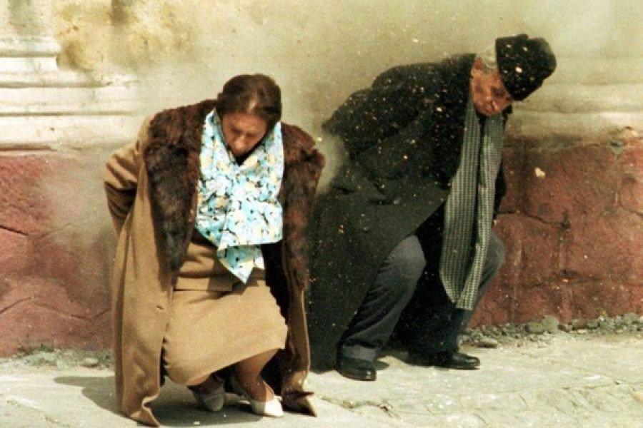 Расстрел Николае и Елены Чаушеску, 25 декабря 1989 года