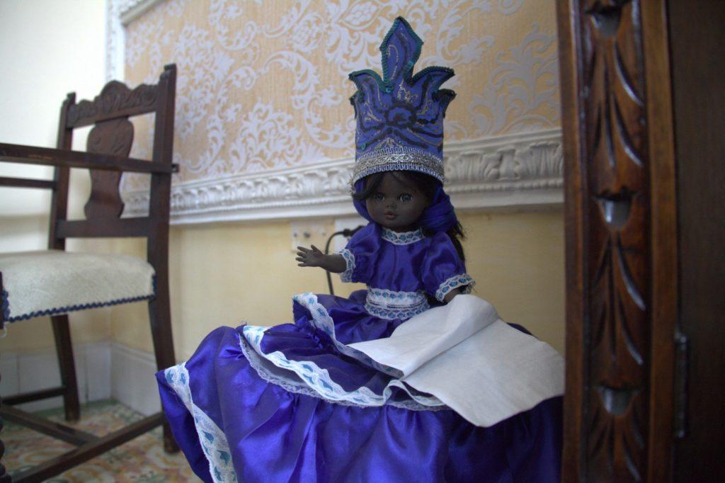 Мама Франсиска в доме сеньоры Хуаны. Фото автора