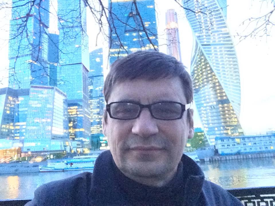 Андрей Ханов. Фото (с) Рауль Скрылев, 2014